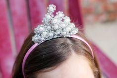 DIY tiara