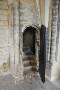 Magical door....