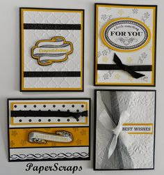 Patti's Close To My Heart PaperScraps: Card Kit