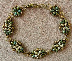 Loretta Deco Bracelet (FREE PATTERN)