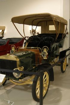 1904 Ford Model B Four