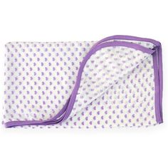 MIDWEIGHT MUSLIN ALWAYS BLANKET - PURPLE LOTUS FLOWER   http://www.monicaandandy.com/accessories/midweight-muslin-always-blanket-purple-lotus-flower.html