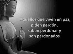 Vivir en paz... el perdón, en paz, para pensar, son, la paz, frase, reflexion, quot, pensamiento