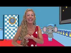 CANCION El Show de Susana - El Ratoncito Pérez