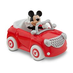 Mickey Mouse Car and Figure   Vehicles & RC Toys   Disney Store ---> more decor then toy idea