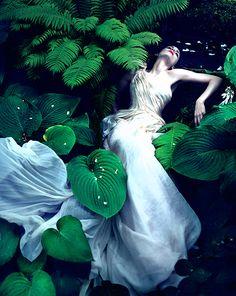Rooney Mara photographed by Mert Alas & Marcus Piggott for Vogue November, 2011
