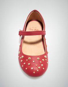 studded mary janes for babies