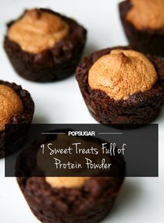 How Sweet It Is: 9 Creative Recipes Using Protein Powder