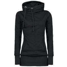 Long Sleeves Hooded