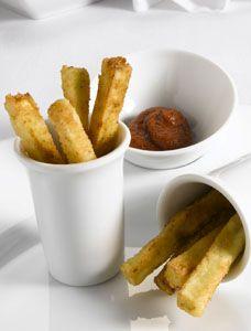 Berenjenas fritas   Recetas para niños a partir de 1 año