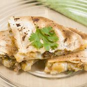 Sausage and Potato Quesadillas Recipe at Cooking.com