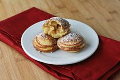 Apple Spice Ebelskivers