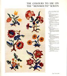 vintage Penelope catalogue - Needleprint
