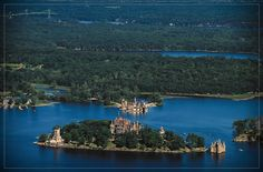 Boldt Castle on the St Lawrence River in NY. Built at the turn of the last century.