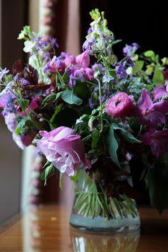Floral Arrangement, Villa I Tatti