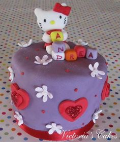 Fotos de  Pasteles decorados de Victoria's Cakes