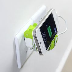 iMouse Apple Charger Case - love this, i never know where to put my phone sometimes