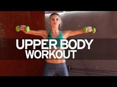 Work out that upper body