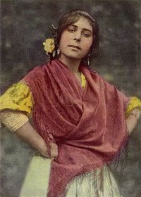 Romany gypsy    Just found out my Great Great Grandmother was a Romany Gypsy. How cool is that? Explains A LOT!!!