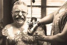 10 Historical Titans With Surprising Tattoos   Mental Floss