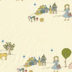 Birch Fabrics Storybook fabric at Purl Soho, love the whole range.