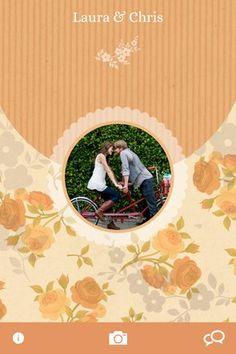 Peach Parchment! Appy Couple!