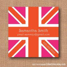 secret design, print design, jack dress, union flag, sophi inspir, calling cards, union jack