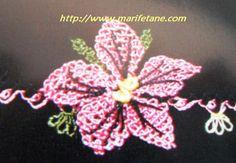 Yep Yeni 7 Güzel İğne Oyası Örneği, Diğerleri burada:http://www.marifetane.com/