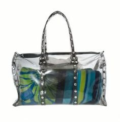 LAX Beach Bag in Cloud by Hammitt Los Angeles :: Handbag Tailor