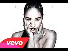 Demi Lovato - Really Don´t Care Feat. Cher Lloyd (Audio) should sing this to some people :) i like it
