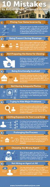 10 mistakes selling a home by polinate, via Flickr