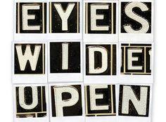 """""""Eyes Wide Open"""" Gotye"""