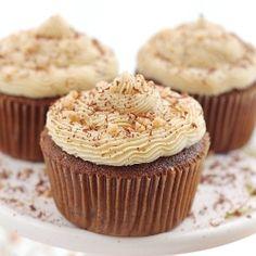 Chocolate Coffee Cupcakes recipe