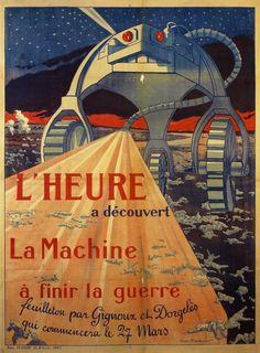 Machine Finish War 1