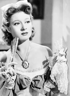 Greer Garson in Pride and Prejudice (1940)