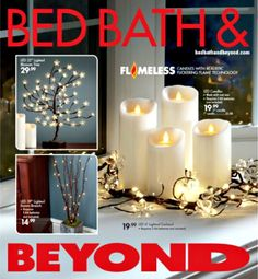 bed bath beyond on pinterest wax candles and wax candles. Black Bedroom Furniture Sets. Home Design Ideas