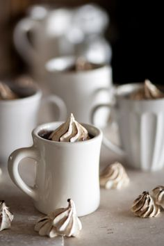 Perfect drink to warm you up this #winter - Bourbon Hot Chocolate. #MadeFromScratch