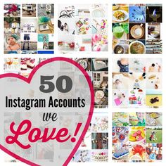 50 Instagram Account
