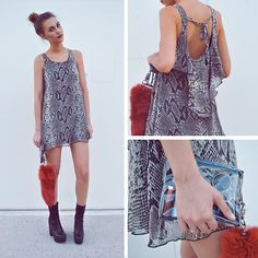 Baby I'm (Showing off Some) Back  (by Amanda Shoemaker) http://lookbook.nu/look/2458861-Baby-I-m-Showing-off-Some-Back