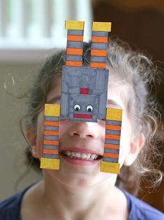 Science for Kids: Balancing Robot (FREE Printable) - Buggy and Buddy