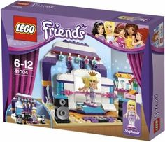 #41004 LEGO Friends Rehearsal Stage