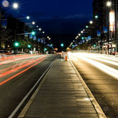 City lights in Adelaide. #CaptureTheCover #Adelaide #Sponsored