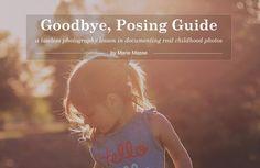 Marie Masse » Documentary Lifestyle PhotographerGoodbye, Posing Guide » Marie Masse