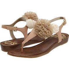 """Cute """"Fergalicious"""" sandals"""