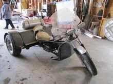1978 Renco Trike Motorcycle | Proxibid Auctions