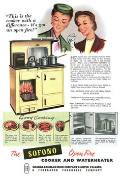 From Homes & Gardens magazine, October 1956.
