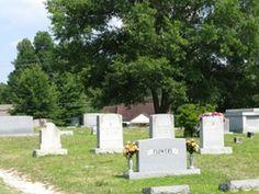 Knightdale Cemetery  Wake County  North Carolina  USA
