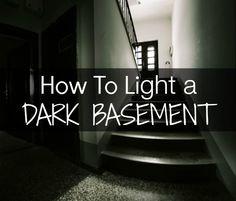 Our home design director, @sarahrdesign shares her tips for lighting a windowless room.