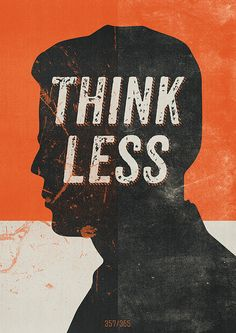 """Hannes Beer: """"Think Less"""""""