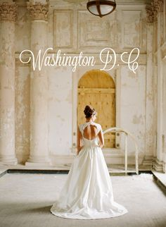 Local Wedding Guide: Washington D.C // photo by AdamBarnes.com